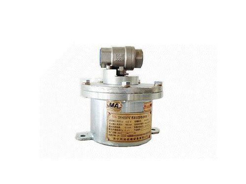 DFH20/7礦用本安型電動球閥