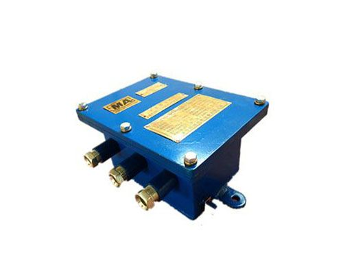 ZP-127Z礦用隔爆兼本安型自動灑水降塵裝置主控箱